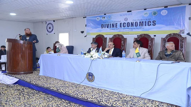 International Conference on Divine Economics